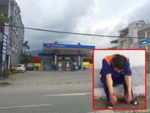 Lý do không ngờ nhân viên cây xăng bị đánh tóe máu mồm