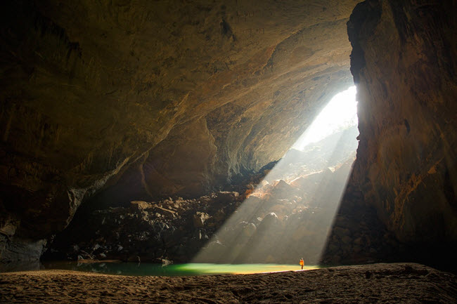 Bên trong những hang động đẹp ngoạn mục ở Việt Nam được báo Anh ca ngợi-3