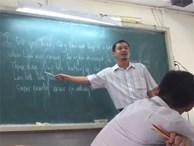 Thầy giáo dạy tiếng Anh theo phong cách Tài Smile cực bá đạo khiến dân mạng thích thú
