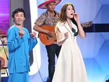 Nam Em song ca Bolero 'ngọt lịm' cùng Hoài Linh sau scandal tình cảm với Trường Giang