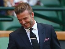 Đẹp trai đến vậy nhưng Beckham không sở hữu mặt hoàn hảo nhất thế giới