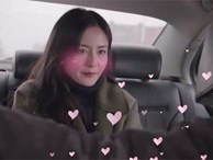 Cười rung rốn với màn đỗ xe khiến cô gái xinh đẹp tưởng bở