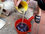 Hà Nội: Hàng nghìn hộ dân hơn 10 năm qua phải 'ngậm đắng' sử dụng nước từ nguồn nước đen, bốc mùi hôi thối