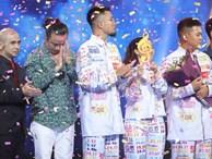 Học trò Lê Minh Sơn - Lộn xộn Band trở thành tân Quán quân 'Sing my song 2018'