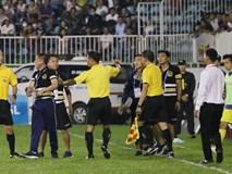 """Hà Nội FC nhận liền 5 án phạt, HAGL """"thở phào"""""""