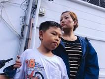 Con trai hiệp sĩ bị cướp đâm chết: 'Từ nay, ba không đón con đi học nữa hả mẹ...'