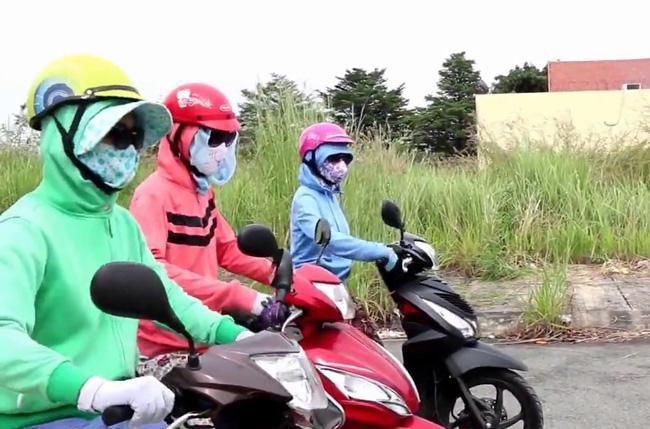 Ninja khoe sắc xuân mơn mởn trong bộ sưu tập áo chống nắng sặc sỡ-7
