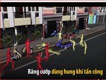 Video: Diễn biến vụ 2 hiệp sĩ ở Sài Gòn bị băng trộm đâm thiệt mạng