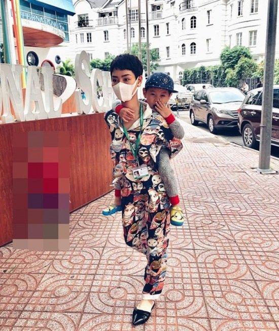 Diễn viên Lan Phương đăng ký kết hôn với bạn trai Tây cao 2m-6