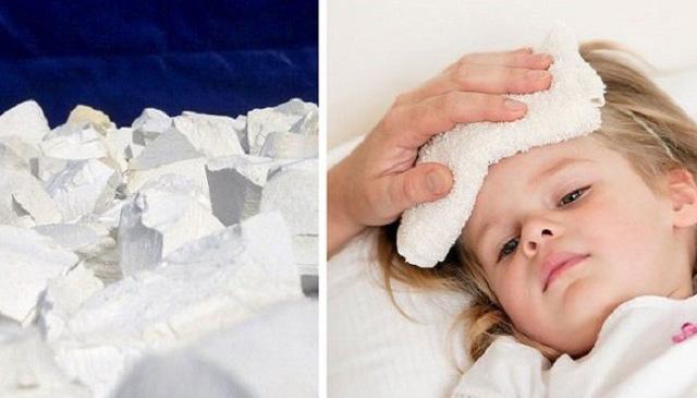 Dùng sắn dây hạ sốt cho trẻ có nguy hiểm?-1