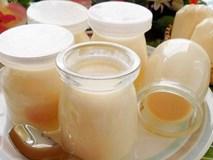 Cách làm sữa chua túi mát lạnh thơm ngon, giải nhiệt nắng hè