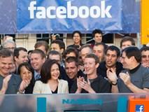 Những bức ảnh ít thấy về cuộc đời của Mark Zuckerberg
