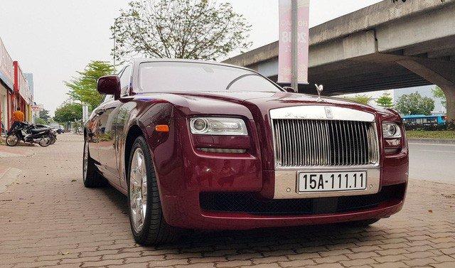 Đại gia Huế chơi Rolls-Royce Ghost biển ngũ quý 1 hơn 11 tỷ đồng-6