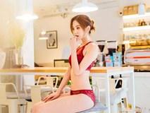 Gái 29 tuổi, đã có chồng vẫn được coi là thiên thần nội y Hàn Quốc