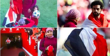 """Salah phải lập kỷ lục, bà xã xinh đẹp mới chịu xuất đầu lộ diện""""-1"""