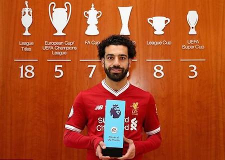 """Salah phải lập kỷ lục, bà xã xinh đẹp mới chịu xuất đầu lộ diện""""-4"""