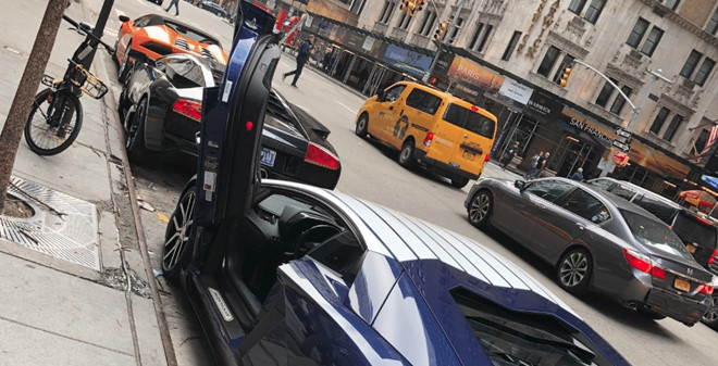 Hội nghị Bitcoin lấy Lamborghini làm 'mồi nhử'-1