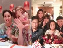 Hari Won khéo đáp khi bị nhắc nhở 'chỉ yêu thương nhà đẻ, ít quan tâm gia đình chồng'