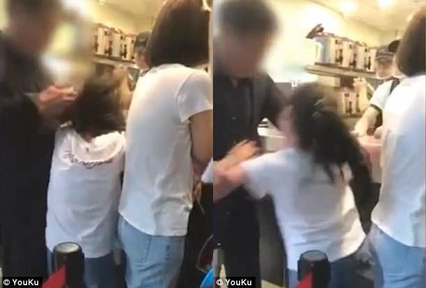 Nhắc ông nội thực hiện phép lịch sự tối thiểu, bé gái bị chính ông đánh đập không thương tiếc-1