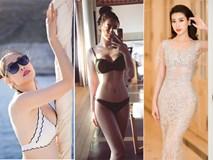 Những lần sexy bất ngờ của 4 Hoa hậu Việt Nam nổi tiếng kín đáo