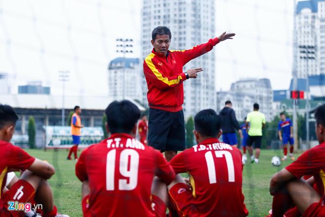 U19 Việt Nam sẽ tập huấn ở Học viện bóng đá lớn nhất thế giới-1