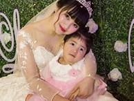 Tiểu thư 9x nhận nuôi bé gái Lào Cai đã mang bầu con đầu lòng sau 2 tháng kết hôn
