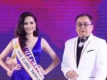 Đại diện Việt Nam bị BTC quên trao vương miện dù đoạt giải cao tại Nữ hoàng Du lịch Quốc Tế 2018