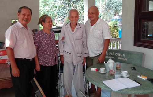 Thay van tim thành công cho cụ ông 90 tuổi-3