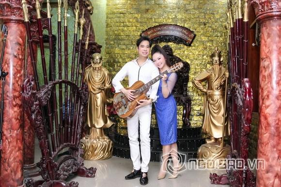 Danh ca Như Quỳnh lần đầu khám phá biệt thự triệu đô của Ngọc Sơn-11