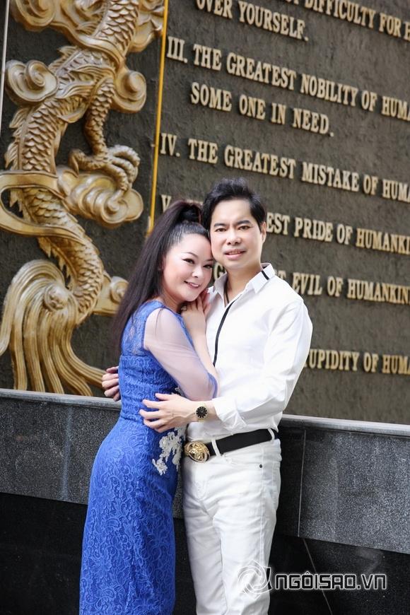 Danh ca Như Quỳnh lần đầu khám phá biệt thự triệu đô của Ngọc Sơn-14
