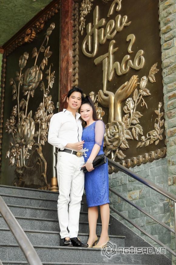 Danh ca Như Quỳnh lần đầu khám phá biệt thự triệu đô của Ngọc Sơn-2