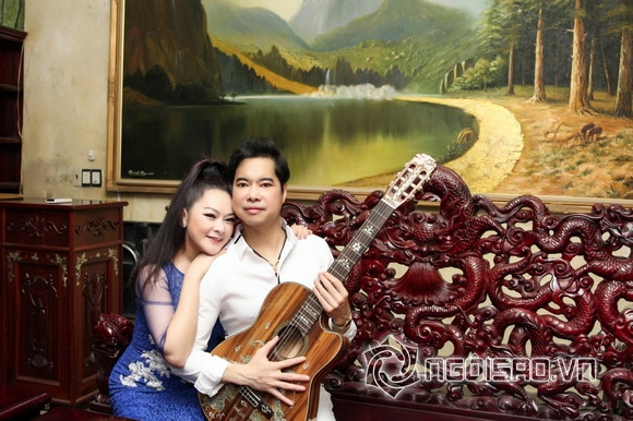 Danh ca Như Quỳnh lần đầu khám phá biệt thự triệu đô của Ngọc Sơn-9