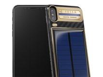 Ốp lưng năng lượng mặt trời đắt gấp 3 lần iPhone X