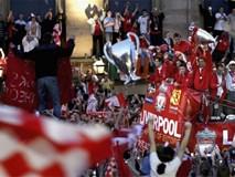 Liverpool lên kế hoạch rước cúp dù chưa đá chung kết Champions League
