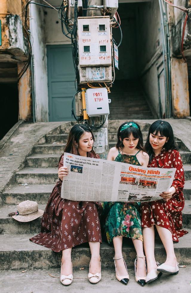 Kỷ yếu đậm chất... tổ dân phố của học sinh Quảng Ninh-6