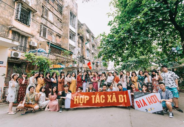 Kỷ yếu đậm chất... tổ dân phố của học sinh Quảng Ninh-4