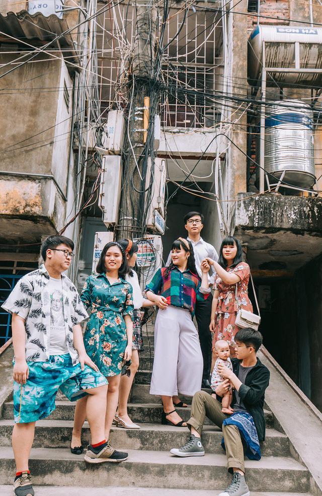 Kỷ yếu đậm chất... tổ dân phố của học sinh Quảng Ninh-3