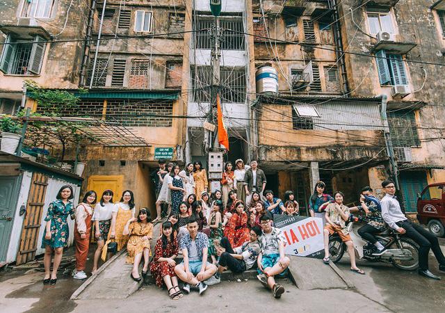 Kỷ yếu đậm chất... tổ dân phố của học sinh Quảng Ninh-2