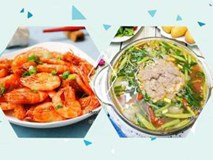 Nắng nóng làm ngay bữa cơm với các món thanh mát này để thưởng thức