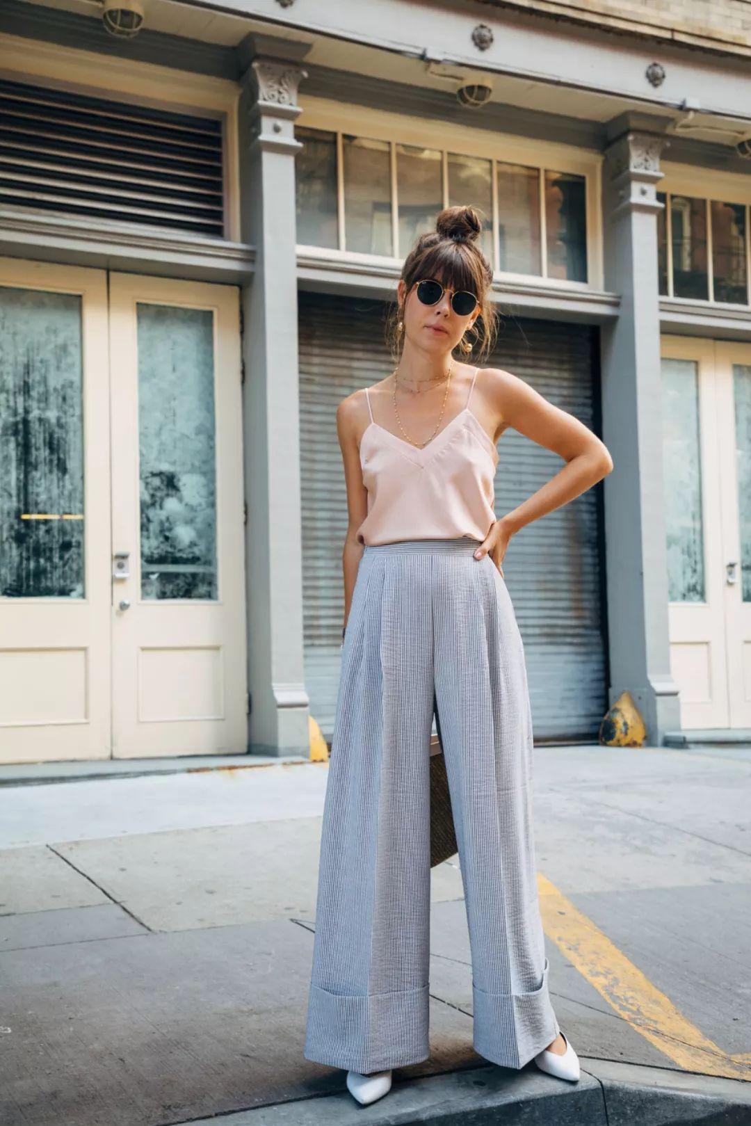 3 mẫu quần đảm bảo mặc vào mát mẻ không thua gì mặc váy!-15