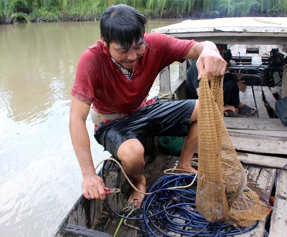 Quái ngư miền Tây, liều mình săn cá độc đau thấu trời xanh-4