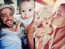 Sở hữu gia tài triệu đô, vợ chồng Justin Timberlake vẫn chỉ nhờ vào bí quyết này để chăm con