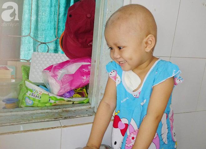 Phép màu đến với bé gái 4 tuổi bị ung thư máu từng ngây ngô hỏi: Con sẽ chết hả mẹ?-10