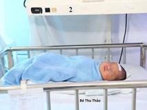 2 em bé sơ sinh cùng bị mẹ bỏ rơi tại bệnh viện
