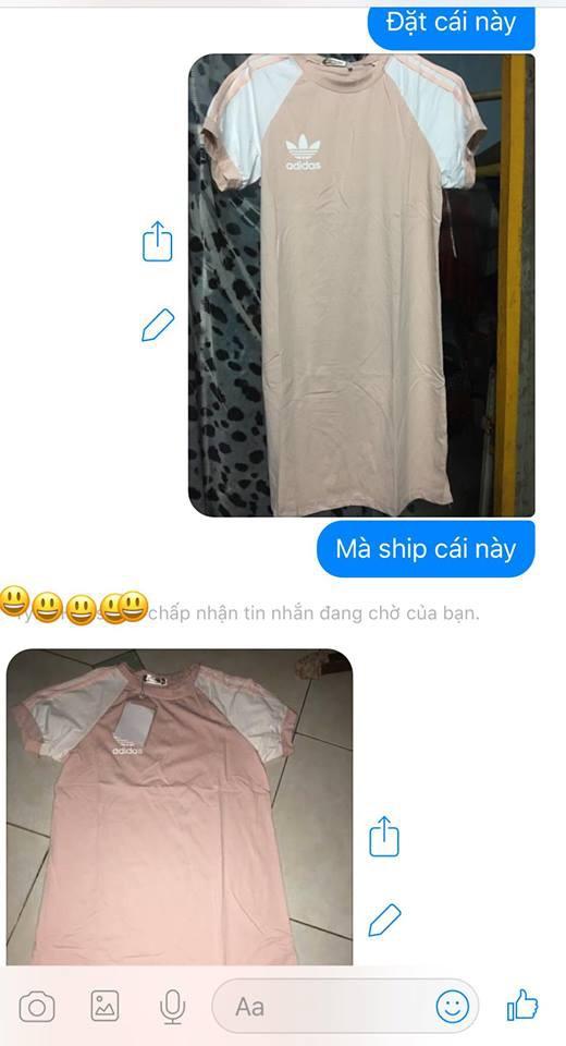Bỏ 200 nghìn mua váy online khác xa hình, khách còn bị mắng chụp ảnh không có tâm-4