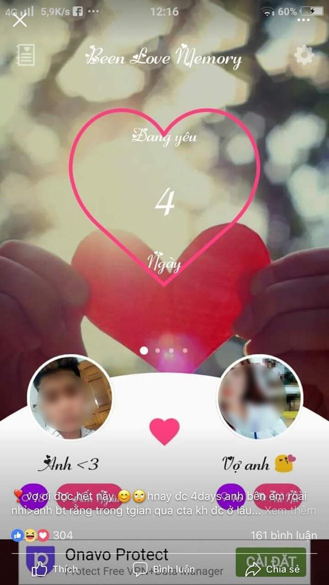 Chàng trai viết tâm thư dài dằng dặc gửi bạn gái nhân kỷ niệm... 4 ngày yêu nhau-4