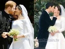 Hot: Loạt chi tiết trùng khớp giữa đám cưới Hoàng Gia Anh và hôn lễ thế kỷ của Song Song