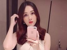 Hoa hậu Đặng Thu Thảo gây sốt với vẻ mặn mà sau hai tháng sinh con