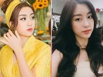 Nhuộm đủ màu tóc nhưng loạt sao Việt được khen xinh nhất với màu tóc