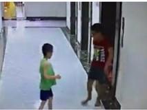 Bé 9 tuổi nhập viện vì tảng gạch ốp tường chung cư rơi trúng đầu